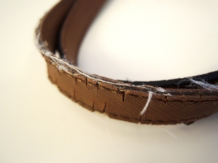 Wear and tear on straps